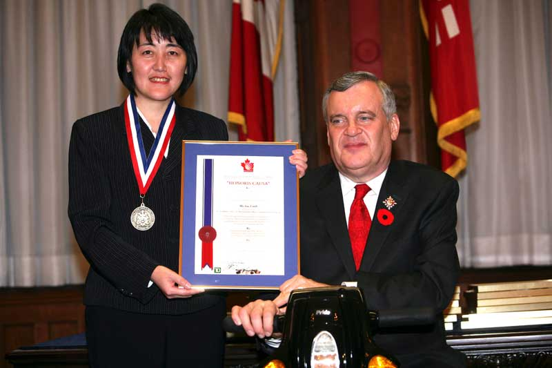 Epoch Times Wins Ethnic Press Media Award in Canada