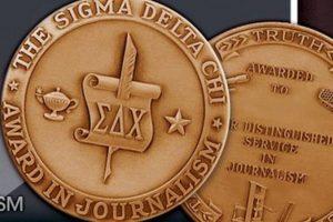 Epoch Times Reporter Wins Prestigious Journalism Award