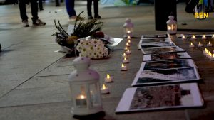 Read more about the article Candlelight Vigil in Perth for Fallen Heroes of Tiananmen Square 1989
