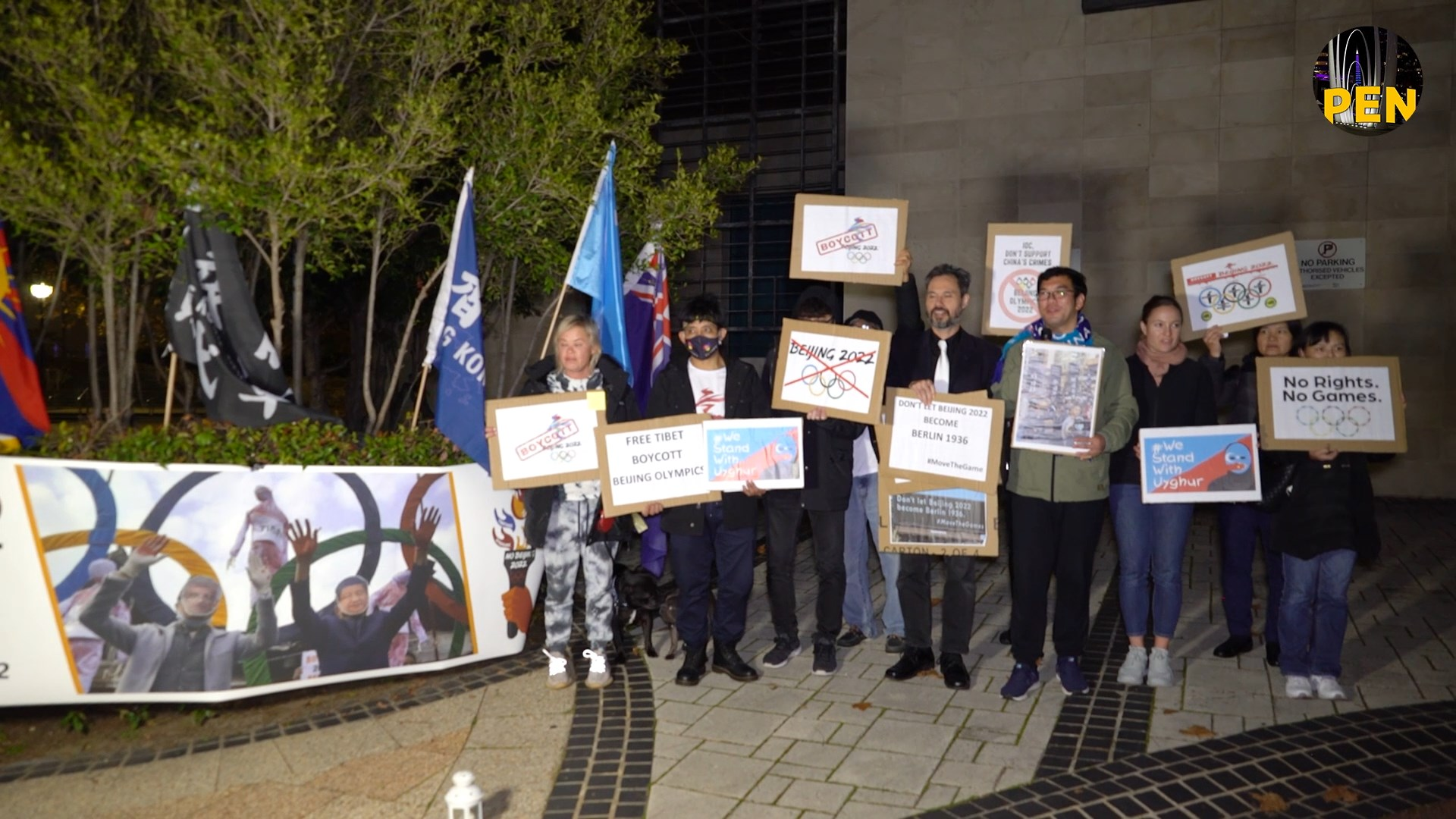 You are currently viewing Was the Centennial Celebration of the CCP by Chinese Consulate in Perth ruined by a protest?