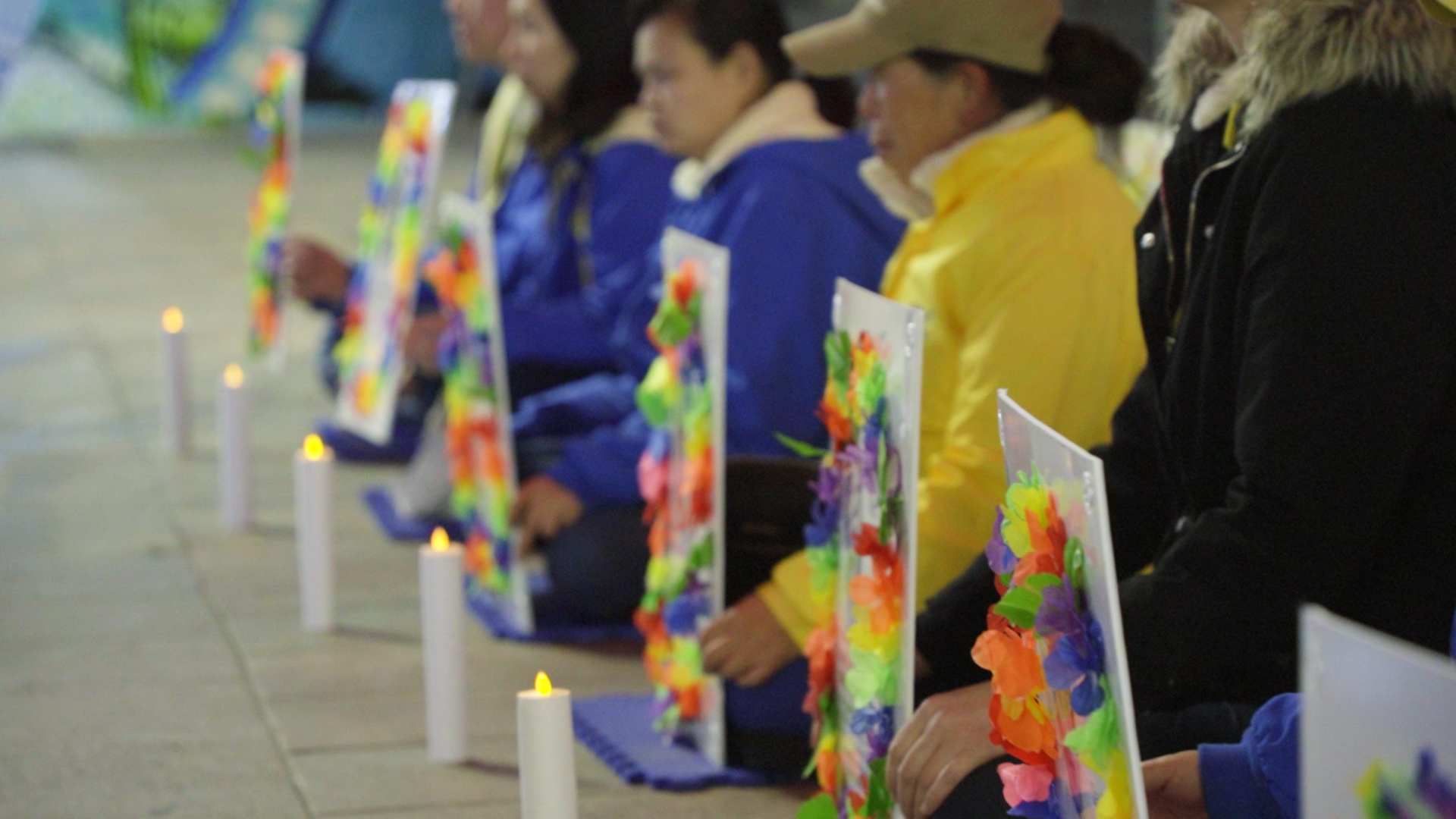 You are currently viewing Candlelight Vigil in Perth Commemorates Falun Gong Adherents Killed by CCP