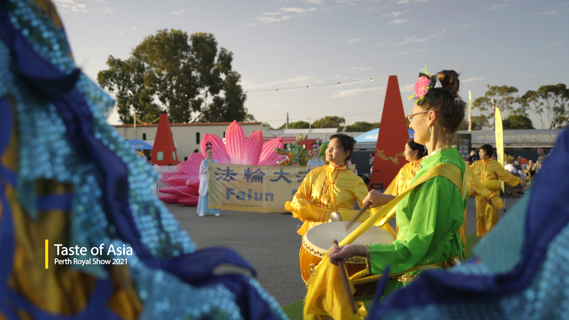 You are currently viewing Waist Drum and Dragon Performances at the Perth Royal Show 2021
